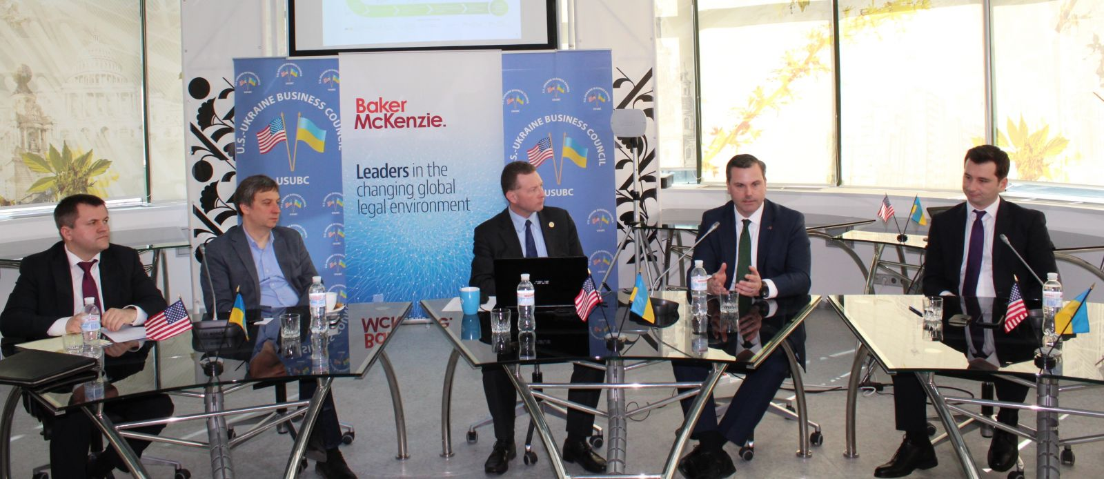 USUBC CONDUCTED NEW CURRENCY REGULATIONS ROUNDTABLE WITH THE NBU