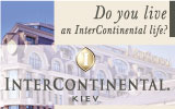 INTERCONTINENTAL KYIV CELEBRATES ITS 1 YEAR ANNIVERSARY