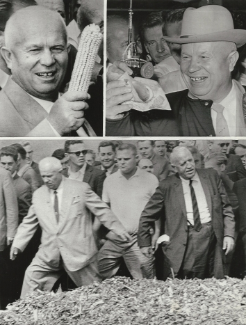 1971, September 11. DA. Moscow, Soviet Russia. KHRUSHCHEV IN U.S. - Soviet leader Nikita Khrushchev's dies at the age of 77. He was the first Soviet leader to travel across the United States. AP Wirephoto (Front)